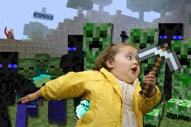 Interested in Minecraft? Yes.