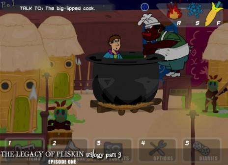 Legacy of Pliskin 3.2 - Looking for background artist