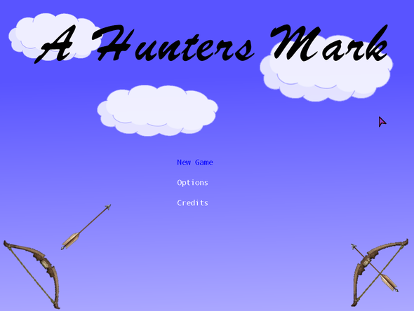 A Hunters Mark (Game Project)
