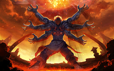 Asura's Wrath personal review