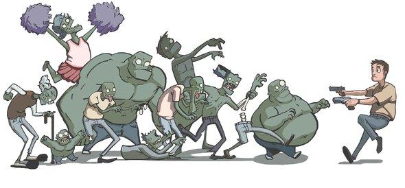 Zombiethon!
