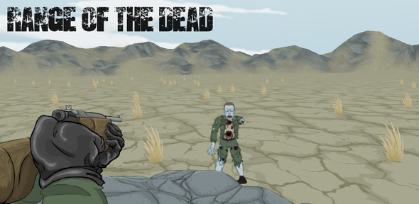Range of the Dead is now out and free on iPhone! Yay!
