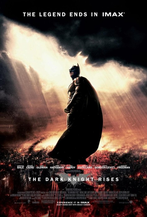The Dark Knight Rises Review!