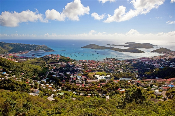 I'm going to Virgin Islands for vacation.