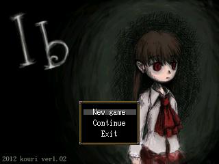 """LiveStream Continuing """"Ib""""Horror Puzzle Game"""