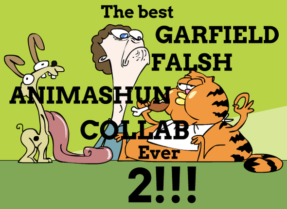 GARFIELD COLLAB #2 - Now open for submissions!