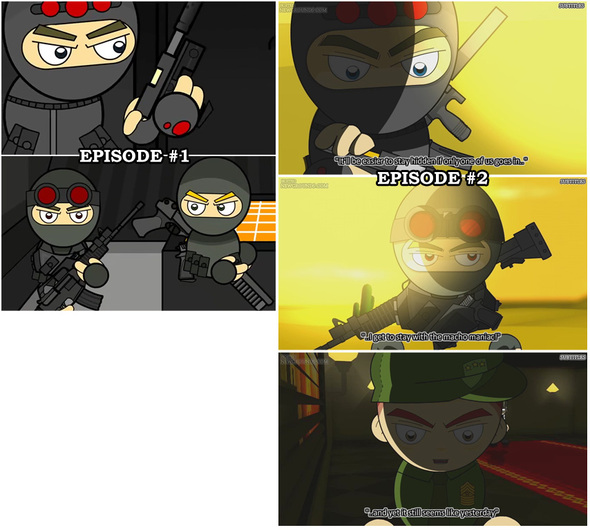 SWAT Shadows 2 Still in the works!