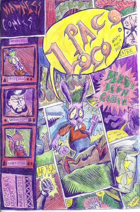 paco loco comics argentinos