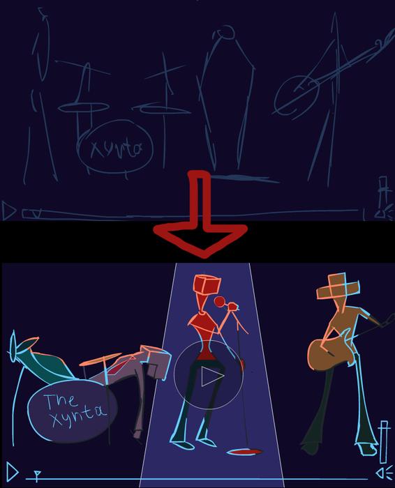 Co-Animator is needed!