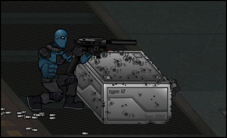 Tek Tactical: Destructible Crates Added