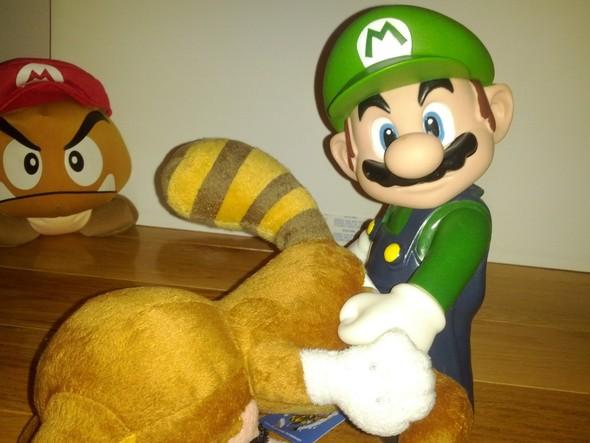 Luigi gets some ass. Mario Porn ep6