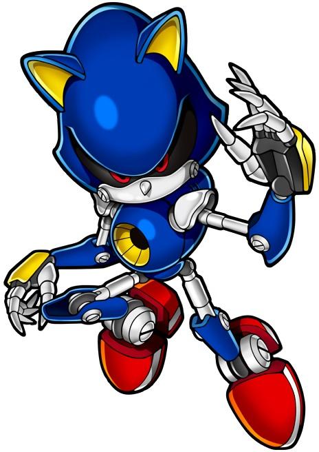 Sonic moosic?
