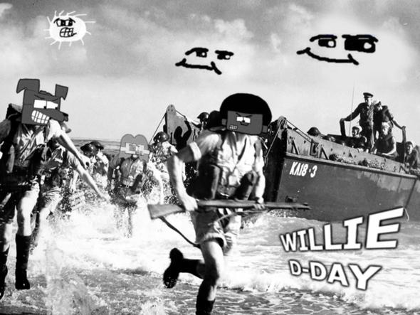 Willie D day.