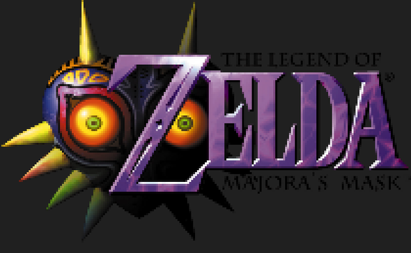 Majoras Mask Clocktown 2D remake
