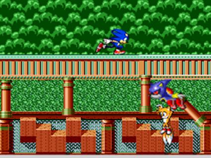 Sonic Unexpected Adventure EP:7