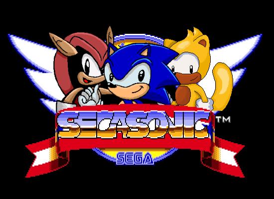 Mighty vs. Sonic