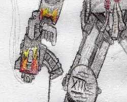 My Sketchbook -new update- 01.02.2008 - Nr.1