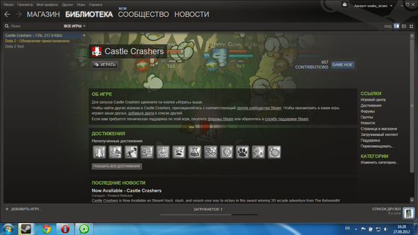 Castle Crashers on Steam