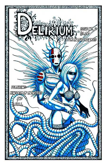 Delirium Issue 2 is on Sale Now!