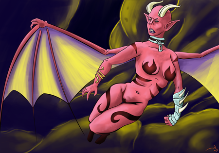 Chow56 Succubus