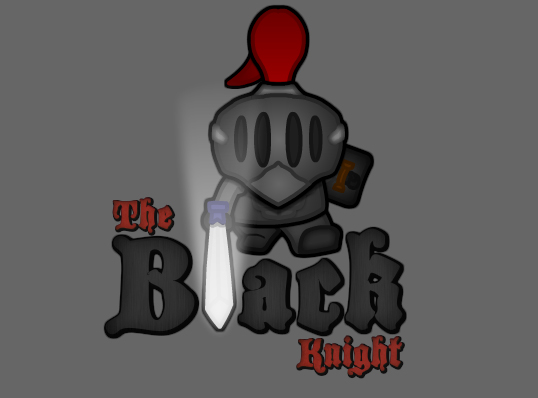 Upcoming game - The Black Knight