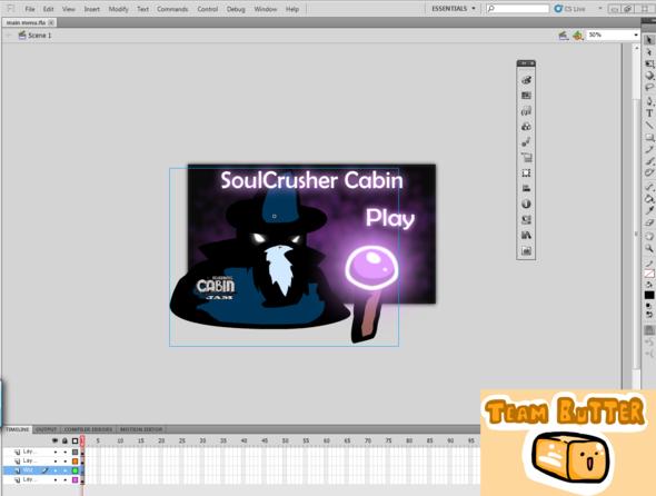 Team Butter: SoulCrusher Cabin