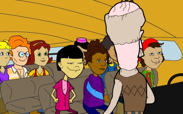 New Animation! Magic School Bus ep4: Grand Theft Auto