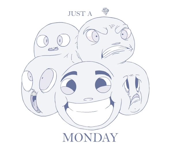 Just A Monday