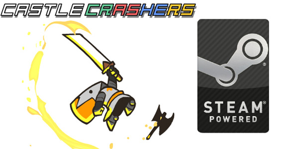 Castle Crashers is Now Available on Steam!