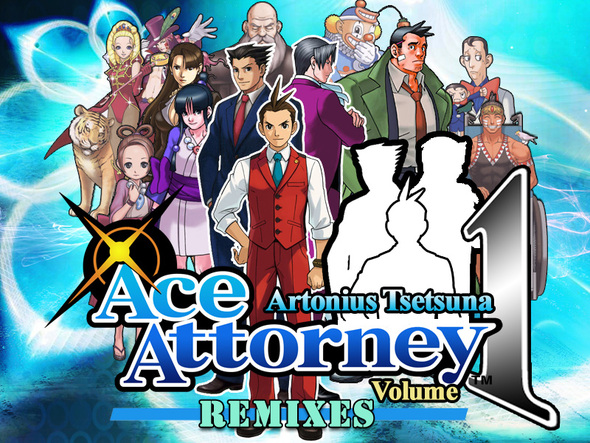 My First Solo Project Release: A Tribute to the Ace Attorney Series