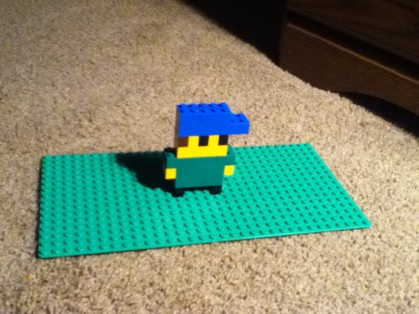 Lego Little Locations