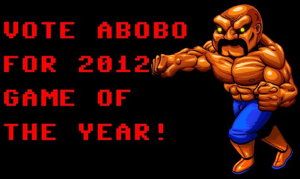 Vote for Abobo's Big Adventure on Destructoid!
