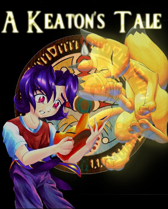 Keaton's Tale Uploaded