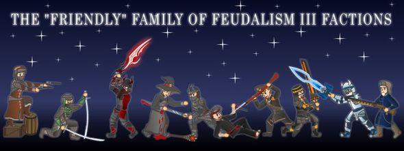 Feudalism III news