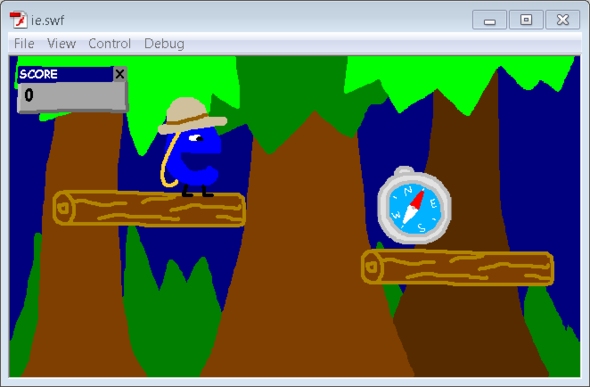 Internet Explorer vs. Safari