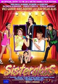 Sisterakas Showing In December 25,2012