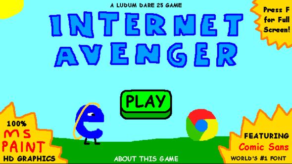 Help Internet Explorer take back the Web!