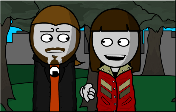 New Animation! To Hell and Back!