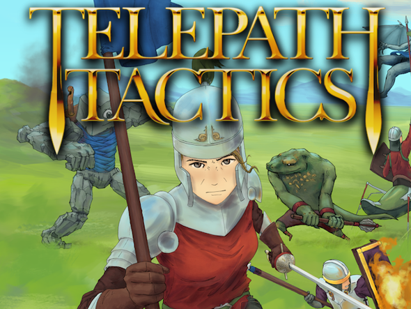 New strategy RPG: Telepath Tactics!