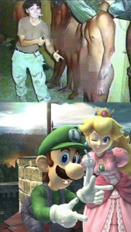 Luigi - Innocent Brother?