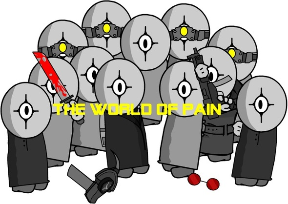 the world of pain