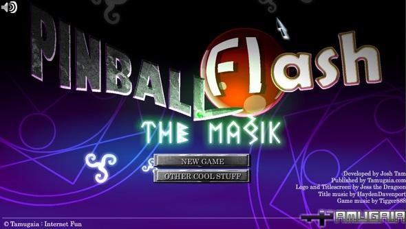 Starting 2013 with Pinball