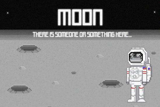 MOON, my new game is out!