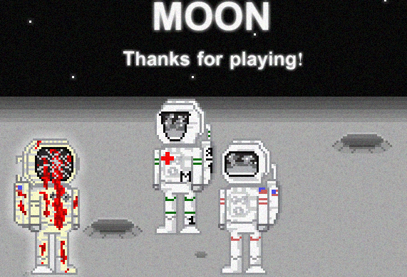 "After the game ""MOON"" what now?"