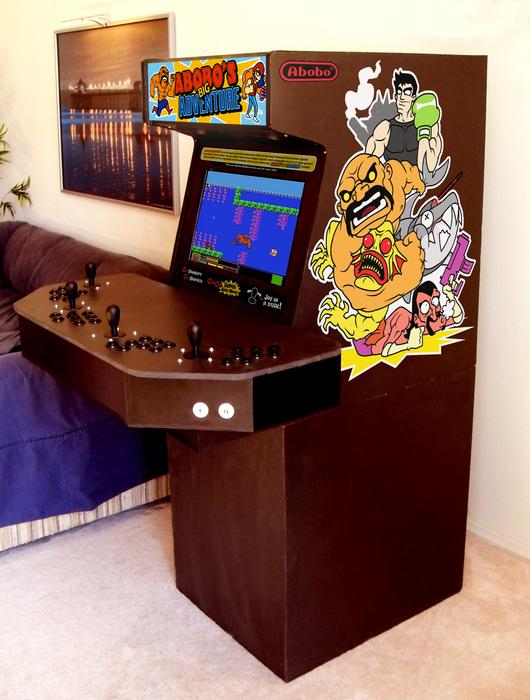 Abobo Arcade Help
