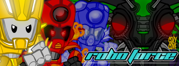 ROBO FORCE - NEW FREE IPHONE GAME - CHECK IT OUT! :)
