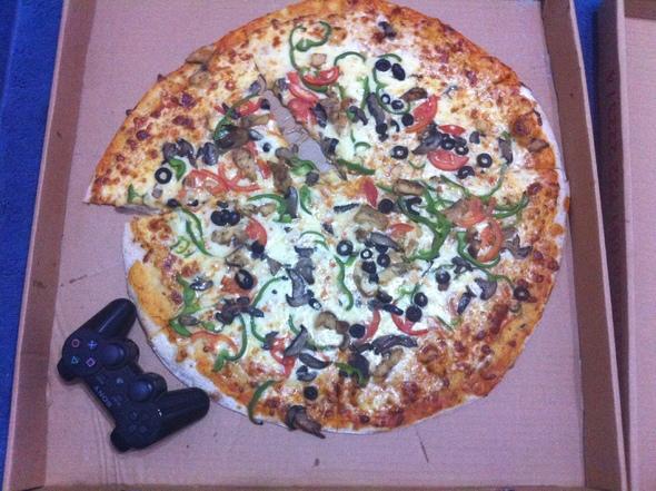 MEGA SIZE  PIZZA