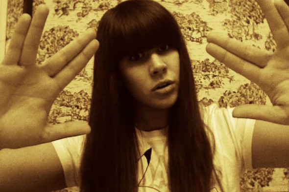 I now have bangs. WHAT UP NIGS
