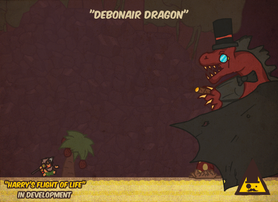 Dragon In A Top Hat: Flight Of Life dev log