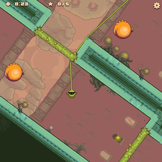 New Nitrome Game - Swindler 2!
